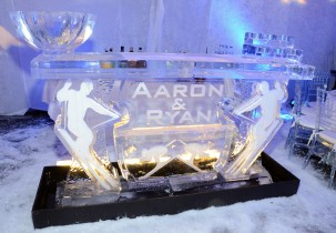 bar-mitzvah-theme-ice-sculpture